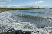 Waves at Elie