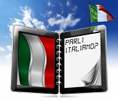 Parli Italiano? - Tablet Computer