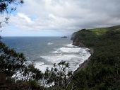 Pololu Valley Cliffs And The Dramatic Northeastern Coastline