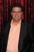 LOS ANGELES - AUG 24:  Gerardo Gallardo at the