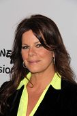 LOS ANGELES - MAY 19:  Marcia Gay Harden at the Disney Media Networks International Upfronts at Walt