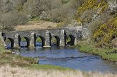 Landacre Bridge, River Barle