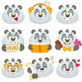 emotions panda