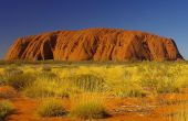 Uluru View National Park, Northern Territory, Australia 2