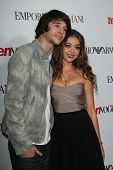LOS ANGELES - SEP 27:  Matt Prokop, Sarah Hyland at the Teen Vogue's 10th Annual Young Hollywood Par