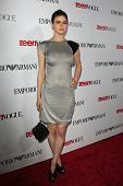 LOS ANGELES - SEP 27:  Alexandra Daddario at the Teen Vogue's 10th Annual Young Hollywood Party at P