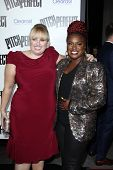 LOS ANGELES - SEP 24:  Rebel Wilson, Ester Dean arrives at the