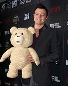 LOS ANGELES - NOV 18:  Seth McFarlane, Ted at the Variety's 3rd Annual Power Of Comedy Event at Aval