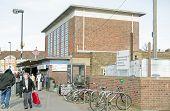 Acton Town Underground Station