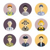 Profession Icons