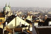 Beautiful cityscape of Prague, Czech Republic