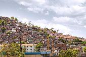 Favela in Rio de Janeiro, Brazil