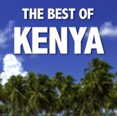 foto of watamu  - The best of Kenya written on a beautiful beach background - JPG