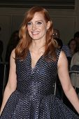 LOS ANGELES - NOV 6:  Jessica Chastain at the AFI FEST 2014 Screening Of