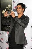 LOS ANGELES - NOV 6:  Elyes Gabel at the AFI FEST 2014 Screening Of