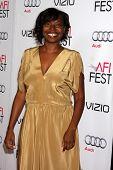 LOS ANGELES - NOV 6:  Jacqueline Lyanga at the AFI FEST 2014 Screening Of