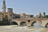 The Stone Bridge Of Verona