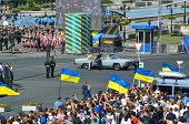 Armed Forces Of Ukraine In Kyiv