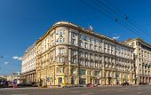 Ministry Of Emergency Situations In Moscow, Russia