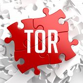 TOR on Red Puzzle.