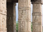 Temple PIllars - Nanjangud