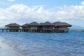 dos palmas resort cottages in palawan