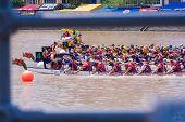Race Start - Dragonboat