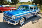 1956 Studebaker President Pinehurst Wagon