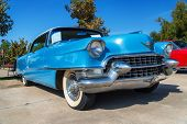 1955 Cadillac Coupe Deville Classic Car