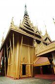 Myanmar Art Of Building.