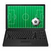 Laptop Soccer