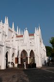 picture of santhome  - San Thome Basilica Cathedral  - JPG