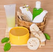 Accessories For Peeling And Spa