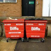 Biffa Wheelie Bins