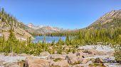 Upper Cramer Lake, Sawtooth National Recreation Area, ID