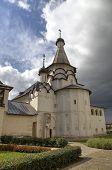 Spaso - Evfimevsky monastery. Suzdal, Golden Ring of Russia.