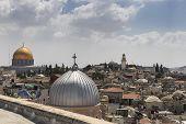 Temple Mount, St. John's Dome
