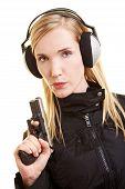 Shooter com protectores