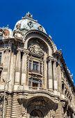 Palatul Camerei De Comert Si Industrie In Bucharest