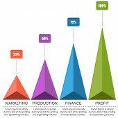 Pyramid Infography
