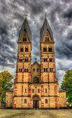 Basilica Of St. Castor In Koblenz, Germany