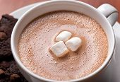 Hot Chocolate Close Up
