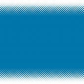 Seamless Background With Halftone Stripes