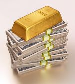 Paperweight Of Rich