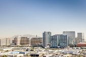 picture of las vegas casino  - Panorama of Las Vegas  - JPG