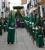 Desfile religioso - Espanha