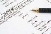 job application form 2