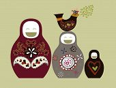 cute russian dolls