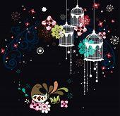 sweet garden wallpaper