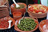 Mediterranean Snack